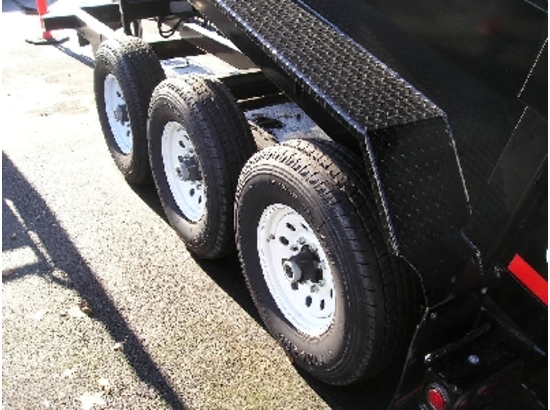 HV82X16.F. 2016 Midsota Versadump 82″ x 16′ Dump Trailer from Town and Country Commercial Trailer and Truck Sales, Kent (Seattle), WA