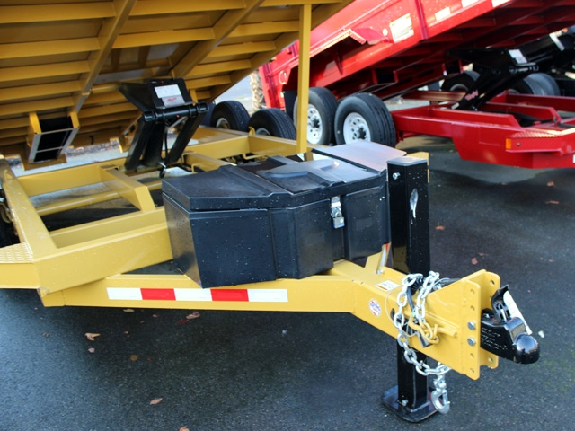 1110.B. NEW Versa HV-14 dump trailer from Town and Country Commercial Trailer and Truck Sales, Kent (Seattle), WA