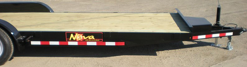 CT2. Nova CT Series of Good Quality Trailers  from Town and Country Commercial Trailer and Truck Sales, Kent (Seattle), WA