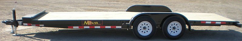 CT4. Nova CT Series of Good Quality Trailers  from Town and Country Commercial Trailer and Truck Sales, Kent (Seattle), WA