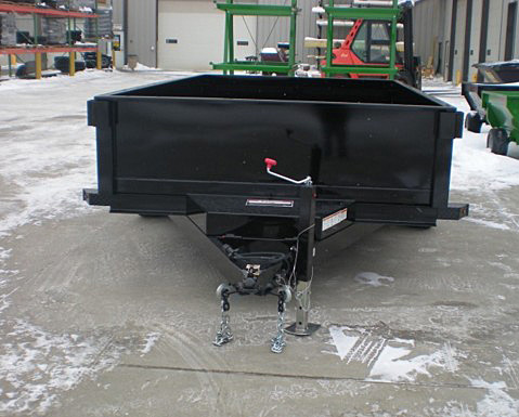 DT11. Nova DT Series Trailers from Town and Country Commercial Trailer and Truck Sales, Kent (Seattle), WA