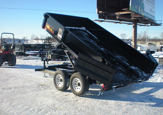 DT12. Nova DT Series Trailers from Town and Country Commercial Trailer and Truck Sales, Kent (Seattle), WA