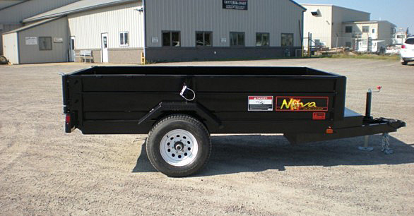 DT13. Nova DT Series Trailers from Town and Country Commercial Trailer and Truck Sales, Kent (Seattle), WA