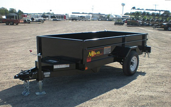 DT14. Nova DT Series Trailers from Town and Country Commercial Trailer and Truck Sales, Kent (Seattle), WA