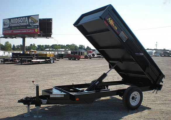 DT15. Nova DT Series Trailers from Town and Country Commercial Trailer and Truck Sales, Kent (Seattle), WA