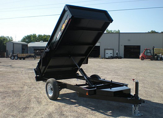 DT16. Nova DT Series Trailers from Town and Country Commercial Trailer and Truck Sales, Kent (Seattle), WA