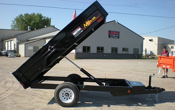 DT17. Nova DT Series Trailers from Town and Country Commercial Trailer and Truck Sales, Kent (Seattle), WA