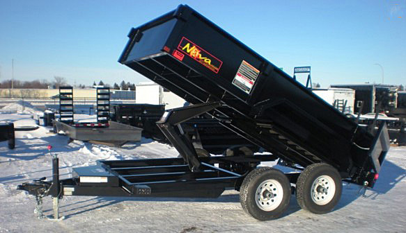 DT2. Nova DT Series Trailers from Town and Country Commercial Trailer and Truck Sales, Kent (Seattle), WA