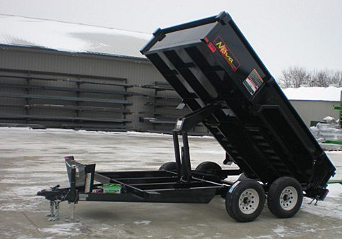 DT8. Nova DT Series Trailers from Town and Country Commercial Trailer and Truck Sales, Kent (Seattle), WA