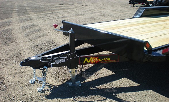 ET1. Nova ET Series Trailers from Town and Country Commercial Trailer and Truck Sales, Kent (Seattle), WA