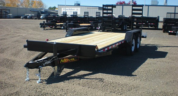 ET10. Nova ET Series Trailers from Town and Country Commercial Trailer and Truck Sales, Kent (Seattle), WA