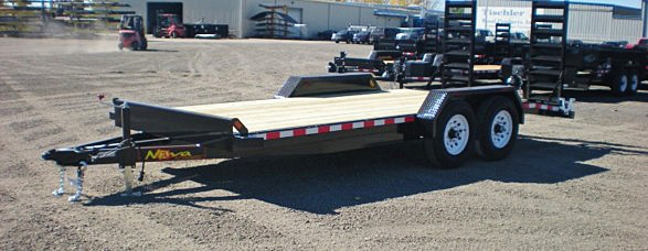 ET11 Nova ET Series Trailers from Town and Country Commercial Trailer and Truck Sales, Kent (Seattle), WA