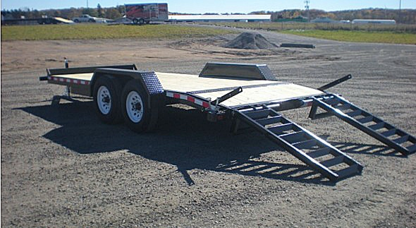 ET4. Nova ET Series Trailers from Town and Country Commercial Trailer and Truck Sales, Kent (Seattle), WA