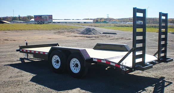 ET6. Nova ET Series Trailers from Town and Country Commercial Trailer and Truck Sales, Kent (Seattle), WA