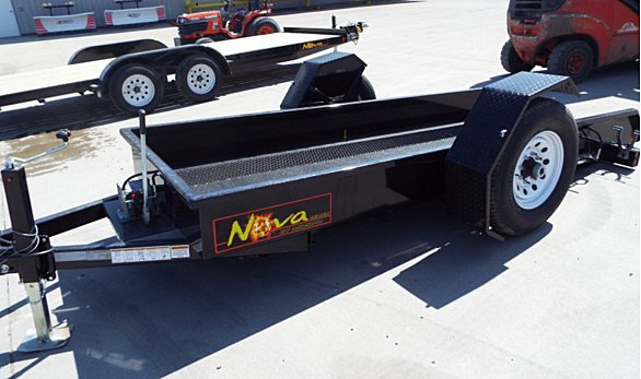 SL1. Nova SL Series Trailers from Town and Country Commercial Trailer and Truck Sales, Kent (Seattle), WA