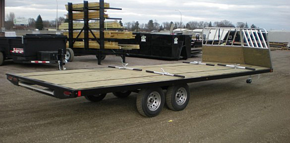 SNOW3. Nova SNOW Series Trailers from Town and Country Commercial Trailer and Truck Sales, Kent (Seattle), WA