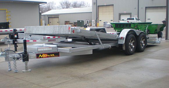 TB1. Nova TB Series Trailers from Town and Country Commercial Trailer and Truck Sales, Kent (Seattle), WA