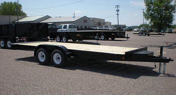 TB10. Nova TB Series Trailers from Town and Country Commercial Trailer and Truck Sales, Kent (Seattle), WA