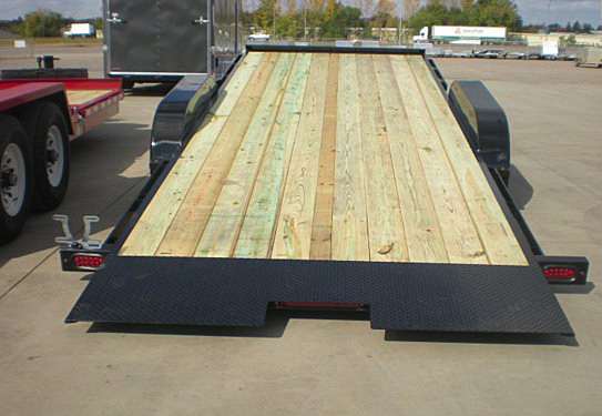 TB11. Nova TB Series Trailers from Town and Country Commercial Trailer and Truck Sales, Kent (Seattle), WA