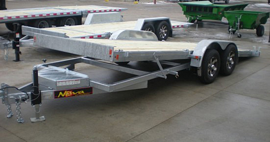 TB14. Nova TB Series Trailers from Town and Country Commercial Trailer and Truck Sales, Kent (Seattle), WA