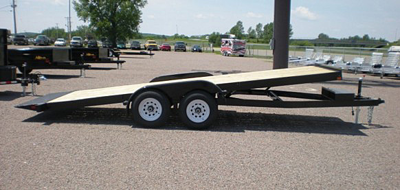 TB3. Nova TB Series Trailers from Town and Country Commercial Trailer and Truck Sales, Kent (Seattle), WA