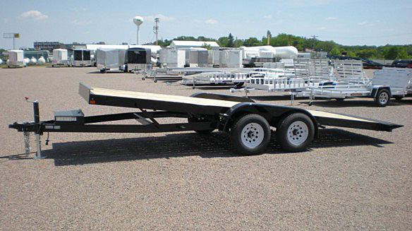 TB4. Nova TB Series Trailers from Town and Country Commercial Trailer and Truck Sales, Kent (Seattle), WA