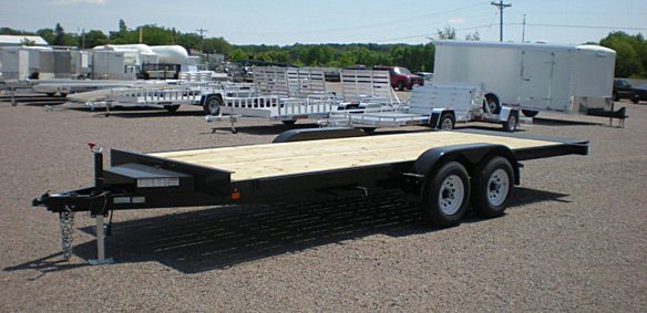 TB7. Nova TB Series Trailers from Town and Country Commercial Trailer and Truck Sales, Kent (Seattle), WA