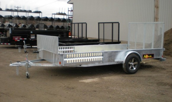 UT1. Nova UT Series Trailers from Town and Country Commercial Trailer and Truck Sales, Kent (Seattle), WA
