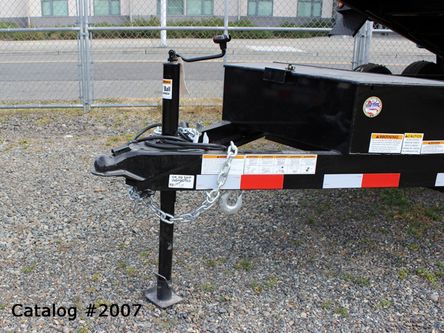 2007.C. Snake River Dump Trailers from Town and Country Commercial Trailer and Truck Sales, Kent (Seattle), WA