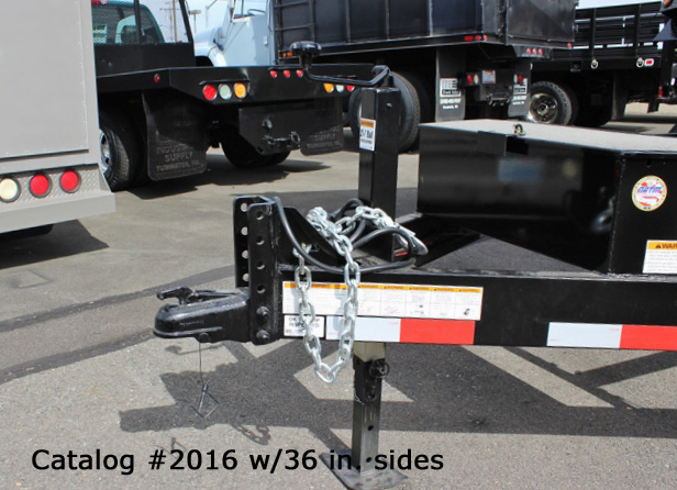 2016.H. Snake River 7 ft. Wide Dump Trailers from Town and Country Commercial Trailer and Truck Sales, Kent (Seattle), WA