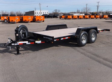 2049.B. Snake River 16 Ft. Full Tilt Equipement Trailer from Town and Country Commercial Trailer and Truck Sales, Kent (Seattle), WA