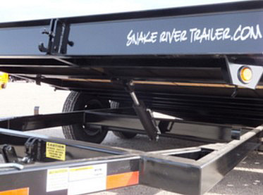 2049.G. Snake River 16 Ft. Full Tilt Equipement Trailer from Town and Country Commercial Trailer and Truck Sales, Kent (Seattle), WA
