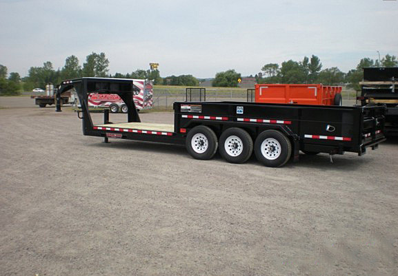 FFRD.L. Midsota HS Series Front Flat Rear Dump Trailer from Town and Country Commercial Trailer and Truck Sales, Kent (Seattle), WA