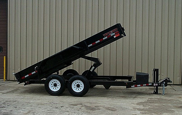 HE.C. Midsota HE Series Dump Trailer from Town and Country Commercial Trailer and Truck Sales, Kent (Seattle), WA