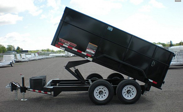 HE.E.Midsota HE Series Dump Trailer from Town and Country Commercial Trailer and Truck Sales, Kent (Seattle), WA