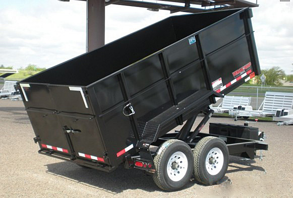 HE.F. Midsota HE Series Dump Trailer from Town and Country Commercial Trailer and Truck Sales, Kent (Seattle), WA