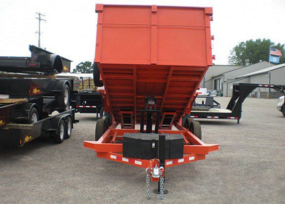 HE.G. Midsota HE Series Dump Trailer from Town and Country Commercial Trailer and Truck Sales, Kent (Seattle), WA