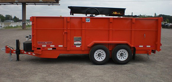 HE.H. Midsota HE Series Dump Trailer from Town and Country Commercial Trailer and Truck Sales, Kent (Seattle), WA
