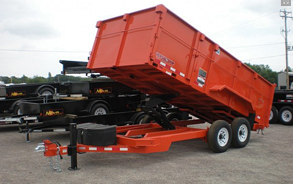 HE.I. Midsota HE Series Dump Trailer from Town and Country Commercial Trailer and Truck Sales, Kent (Seattle), WA