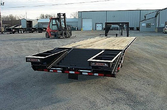 STO.C. STO Series Skid Steer Trailers from Town and Country Commercial Trailer and Truck Sales, Kent (Seattle), WA