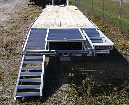 STO.H. STO Series Skid Steer Trailers from Town and Country Commercial Trailer and Truck Sales, Kent (Seattle), WA
