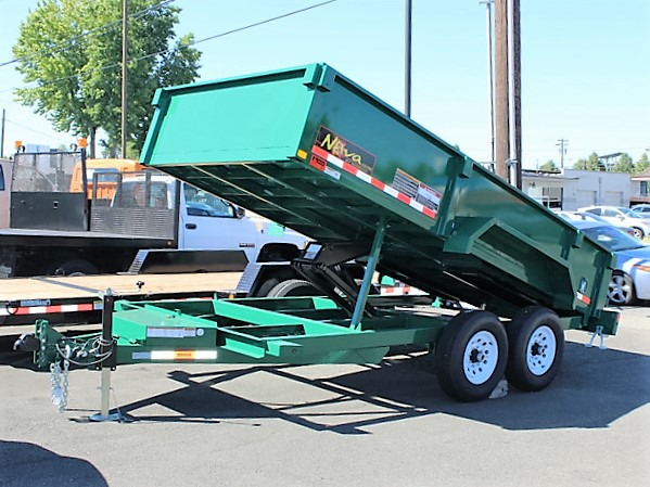 DT1. Midsota Nova DT series trailers from Town and Country Truck and Trailer, Kent (Seattle) WA
