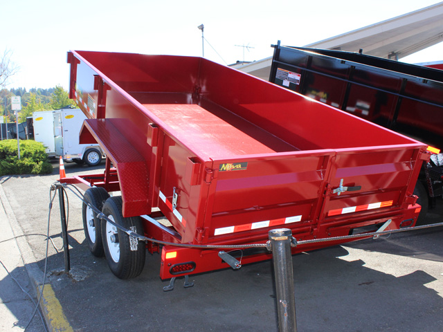 DT11. Midsota Nova DT series trailers from Town and Country Truck and Trailer, Kent (Seattle) WA