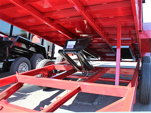 DT12. Midsota Nova DT series trailers from Town and Country Truck and Trailer, Kent (Seattle) WA