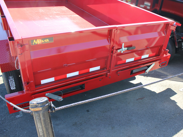 DT13. Midsota Nova DT series trailers from Town and Country Truck and Trailer, Kent (Seattle) WA