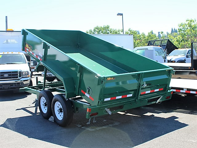 DT7. Midsota Nova DT series trailers from Town and Country Truck and Trailer, Kent (Seattle) WA