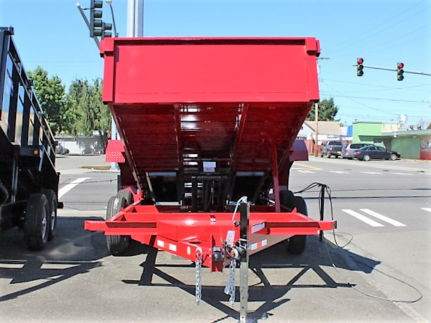 DT9. Midsota Nova DT series trailers from Town and Country Truck and Trailer, Kent (Seattle) WA