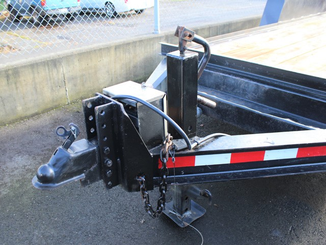 6095.C.  2001 Tow Master 16 ft. Equipment Trailer from Town and Country Commercial Truck and Trailer Sales, Kent (Seattle), WA