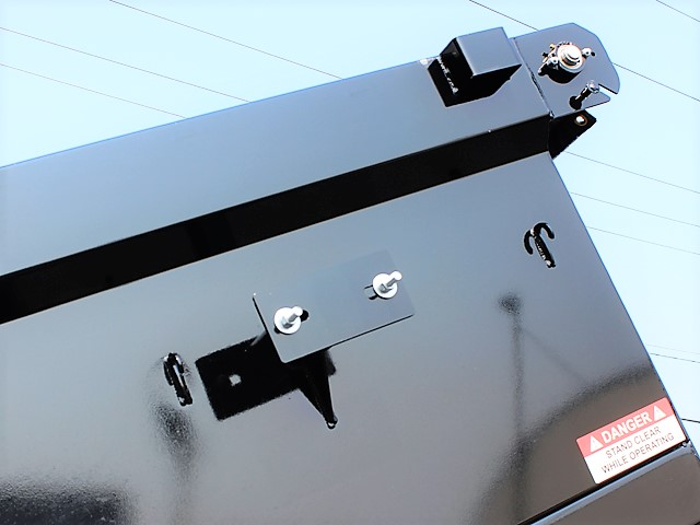 IN.6FT. H. 2018 Innovative 6 ft. x 10 ft. x 30 in. tall sided dump trailer from Town and Country Commercial Truck and Trailer Sales, Kent (Seattle), WA