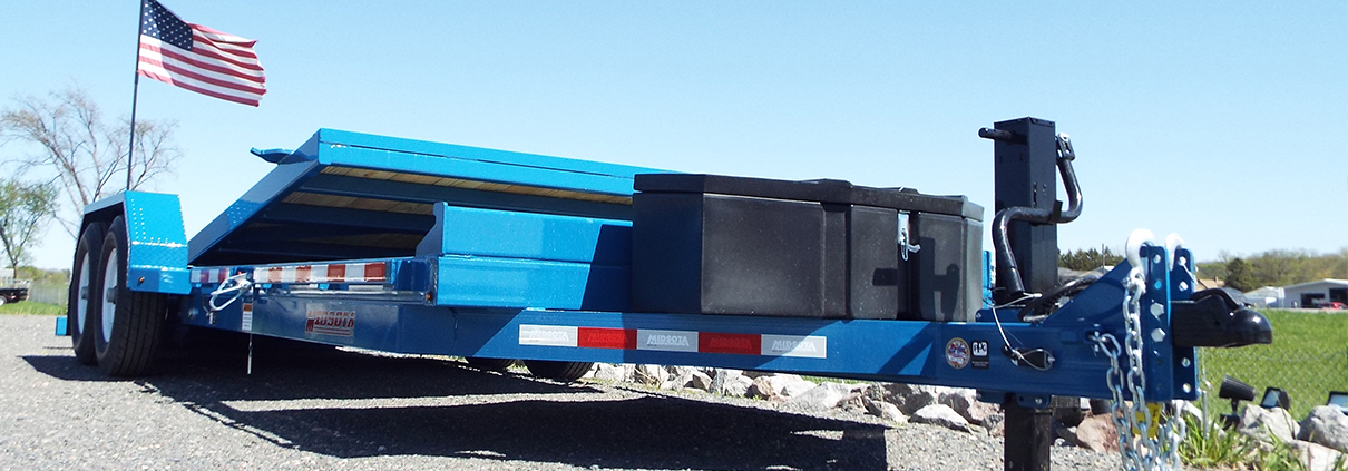 TB2. Midsota TB Series tilt bed trailers from Town and Country Commercial Truck and Trailer Sales, Kent (Seattle), WA